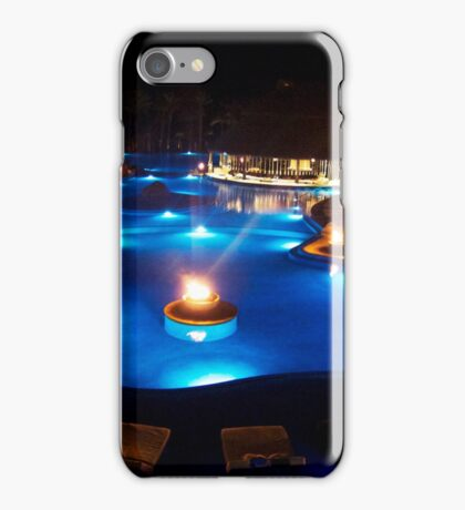 Magic By The Pool iPhone Case/Skin