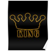 King's crown Poster