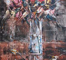 Ikebana IV by Stefano Popovski