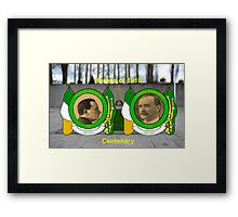 Irish Heroes of 1916 Framed Print