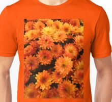 Mini Chrysanthemums Unisex T-Shirt