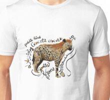 Spotted Hyaena Unisex T-Shirt