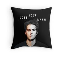 Void Stiles Throw Pillow