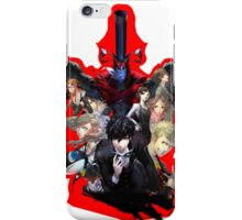 Persona 5 - Thieves iPhone Case/Skin