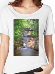 Water Under The Bridge Women's Relaxed Fit T-Shirt