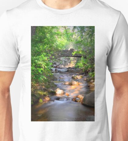 Water Under The Bridge Unisex T-Shirt