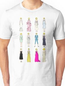 Outfits of Marilyn Fashion T-Shirt