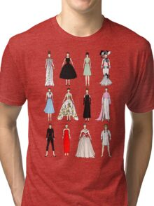 Outfits of Audrey Fashion Tri-blend T-Shirt