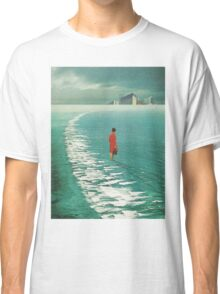 Waiting For The Cities To Fade Out Classic T-Shirt