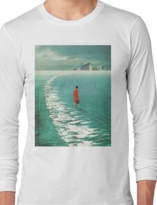 Waiting For The Cities To Fade Out Long Sleeve T-Shirt