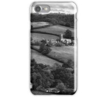 An English Hillside iPhone Case/Skin