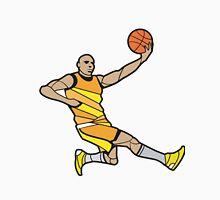 Basketball Player Illustration Unisex T-Shirt