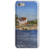 Hambleden Mill And Weir On The Thames iPhone Case/Skin