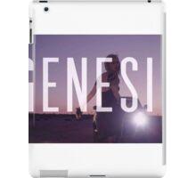 Genesis by Grimes iPad Case/Skin