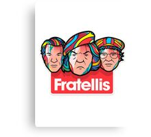 Fratellis - The Goonies Canvas Print