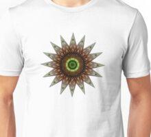 Fractal Wind Rose Unisex T-Shirt