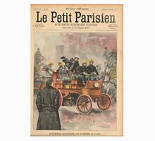 Electric Fire Engine Paris France 1900 Unisex T-Shirt