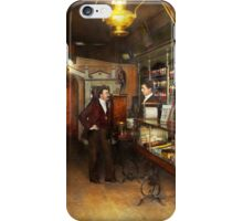 Apothecary - Spell books and Potions 1913 iPhone Case/Skin