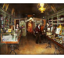 Apothecary - Spell books and Potions 1913 Photographic Print