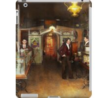 Apothecary - Spell books and Potions 1913 iPad Case/Skin
