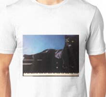 """""""BLACK PANTHER & HIS PIANO"""" Unisex T-Shirt"""