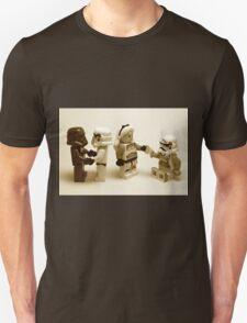 Lego Star Wars Stormtroopers Diversity Minifigure Unisex T-Shirt