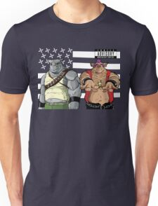 Henchmen Forever. Forever? Forever Ever. Forever Ever? Unisex T-Shirt