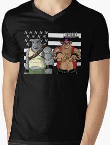 Henchmen Forever. Forever? Forever Ever. Forever Ever? Mens V-Neck T-Shirt