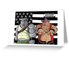 Henchmen Forever. Forever? Forever Ever. Forever Ever? Greeting Card