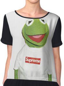 Kermit Chiffon Top