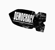 Democracy Bomb Unisex T-Shirt
