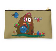 Monsters in the Closet by Joey Studio Pouch