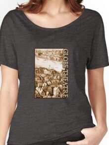 Hollar's Globe Theatre Longview London Women's Relaxed Fit T-Shirt