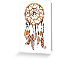 dreamcather Greeting Card