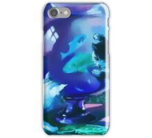 Kittens with Goldfishes iPhone Case/Skin
