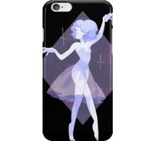 Blue pearl iPhone Case/Skin