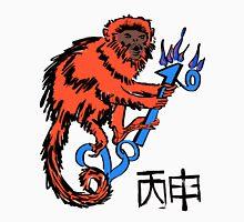 Red Howler Monkey Unisex T-Shirt