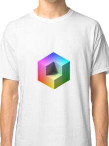 Hue Cube Classic T-Shirt