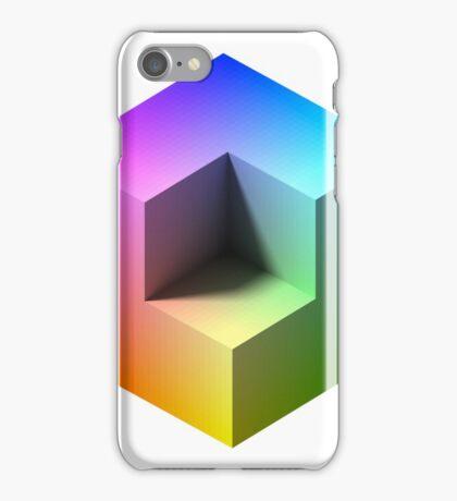 Hue Cube iPhone Case/Skin