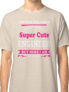 Super cute Engineer Classic T-Shirt