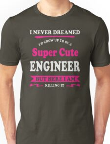 Super cute Engineer Unisex T-Shirt