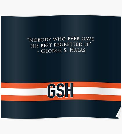 Give Your Best - GSH Poster