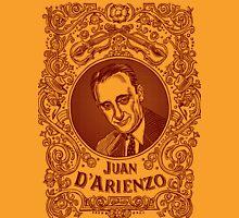 Juan d'Arienzo (in red) Unisex T-Shirt