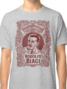 Rodolfo Biagi (in red) Classic T-Shirt