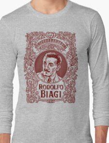 Rodolfo Biagi (in red) Long Sleeve T-Shirt