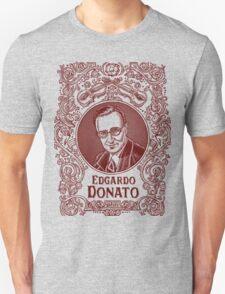 Edgardo Donato (in red) Unisex T-Shirt