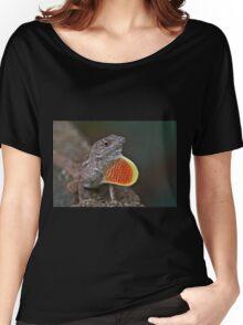 Good Luck Gecko Women's Relaxed Fit T-Shirt