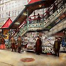 City - NY - Want a paper mister 1903 by Mike  Savad