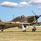Hawker Hurricane IIa P3351 F-AZXR by Colin Smedley