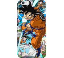 Dragon Ball Family iPhone Case/Skin